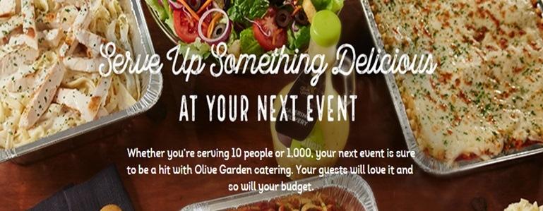 olive garden american fork ut - Olive Garden Catering