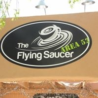 Flying Saucer Area 52