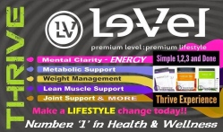 Le-Vel ~ Thrive Brand Promoter ^