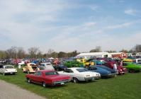 Welcome To The Coldwater Swap Meet Car Show