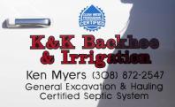 K & K Backhoe