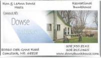Dowse Bunkhouse