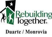 Rebuilding Together Duarte/Monrovia