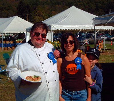 2007 Winners of the Cauliflower Cook-off Contest