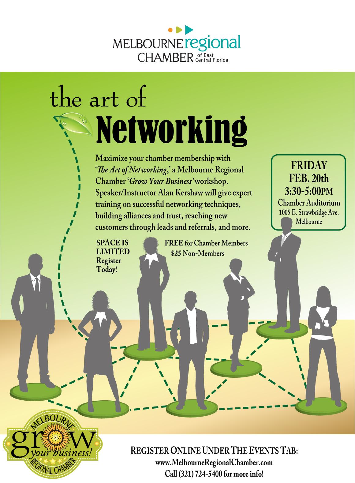 art of networkingrgb jpg click here to register