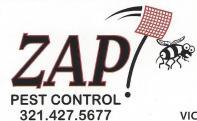 ZAP Pest Control, Inc