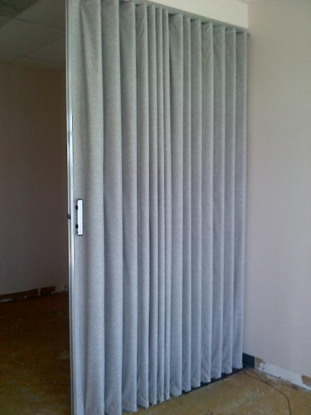 Conference Room Divider Accordion Wall for Sale