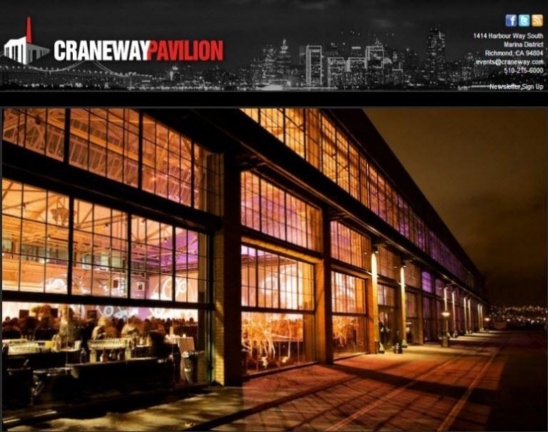craneway pavillion