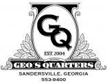 Geo.'s Quarters