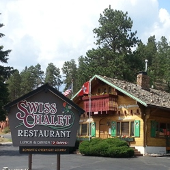 Swiss Chalet of Woodland Park