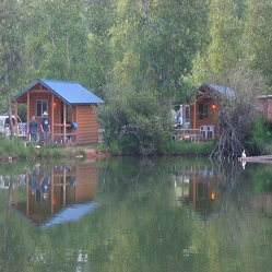 Lone Duck Campground & Cabins
