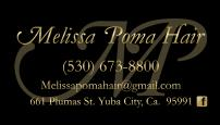Melissa Poma Hair