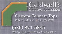 Caldwell's Custom Countertops Inc.