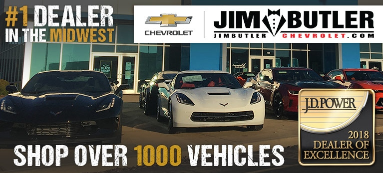 Jim Butler Chevrolet Fenton Mo