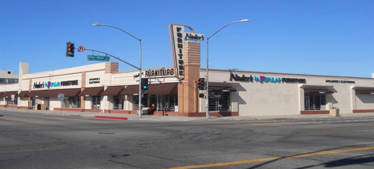 Nader S Furniture Store Inc Gardena Ca