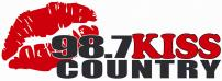 98.7 KISS Country / 103.7 The Fox / KCHA 95.9