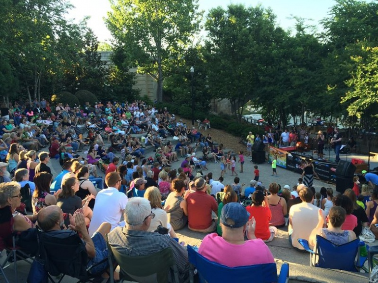 CMC Rhythm on the River Concert Series - West Columbia, SC