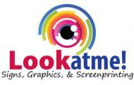 Look at me Signs, Graphics & Screen Printing
